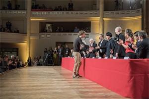 unranked laureate - Bruno Philippe