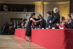 unranked laureate - Christine JeongHyoun Lee